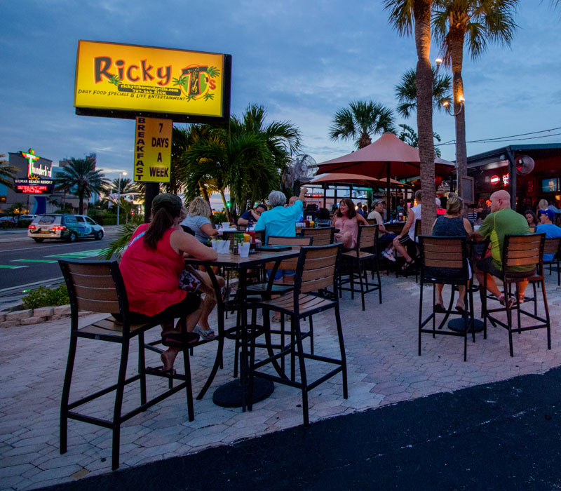 Restaurants And Nightlife The Seaside Property Shoppe